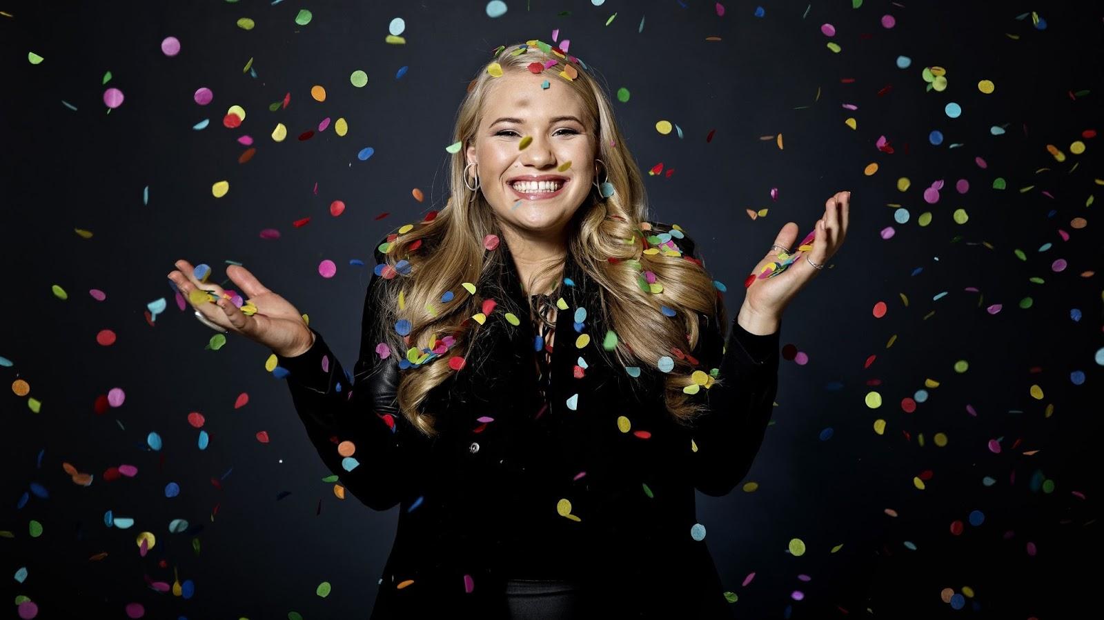 Аня Ниссен Евровидении 2017