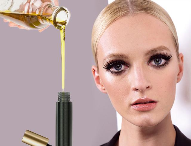 Касторовое масло для ресниц как сделать