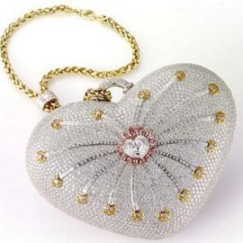 Хотите увидеть самую дорогую сумочку в мире? Смотрите!