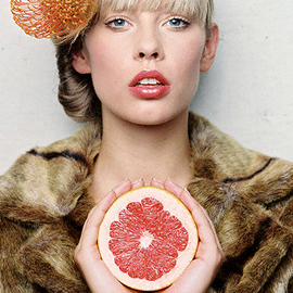 Грейпфрутовая диета чревата раком