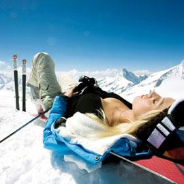 Как девушке выбрать лыжи