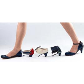 Туфли-трансформеры: 5 пар вместо одной