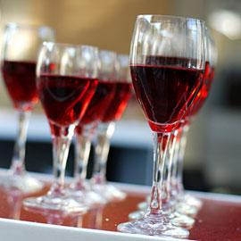 Нет времени на спортзал? Пейте красное вино!