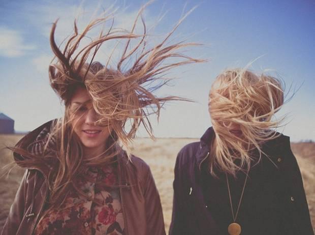 Всем ветрам на зло: делаем прическу для ветренной погоды (+ВИДЕО)