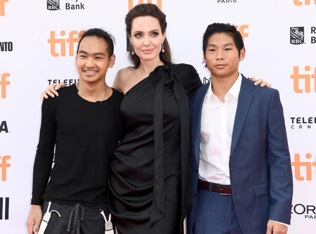 16-летний приемный сын Анджелины Джоли дал первое интервью: Моя мама —