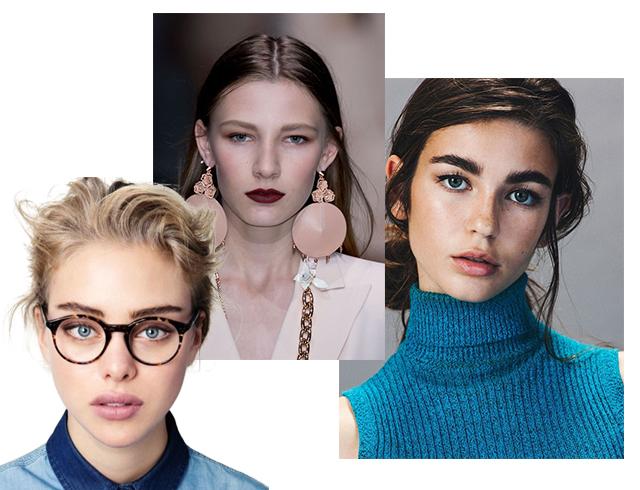Модная форма бровей в 2018 году