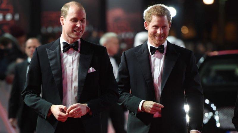 Принцу Уильяму выпала важная роль на свадьбе принца Гарри и Меган Марк
