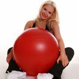 Чудо-мяч: занятия спортом с удовольствием и пользой