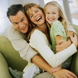 Счастливый брак – счастливые дети