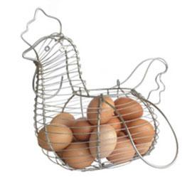 Как должны выглядеть свежие яйца