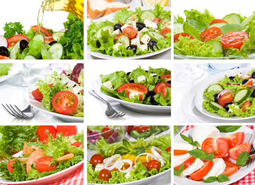 Топ-5 вкусных и оригинальных салатов к Пасхе!