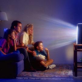 Смотрите телевизор на здоровье