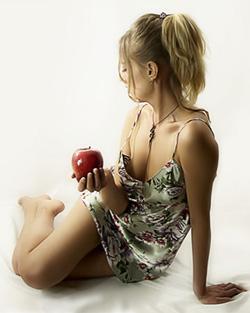 Яблочная Кама-Сутра. Только для взрослых девушек!