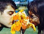 Хочешь жить долго — нюхай цветы
