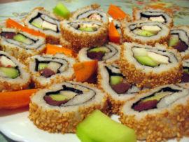 Суши токийские