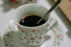 Черный лесной кофе