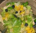 Салат из зеленых манго