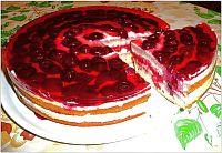 Торт Вишневый по-венски