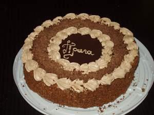 Торт «Прага»
