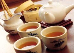 Чай по киpгизски