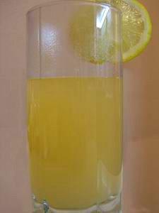 Щербет лимонный
