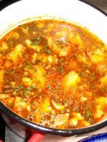 Чакапули (Грузинская кухня)