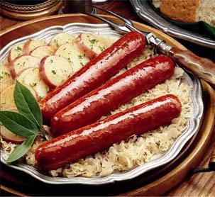 Эстонская свадебная колбаса