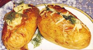 Картошка для пикника