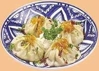 Суп с мантами (мантапур) - блюдо армянской кухни