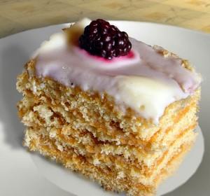 Сухое пирожное