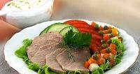Мясо с овощами по-эстонски