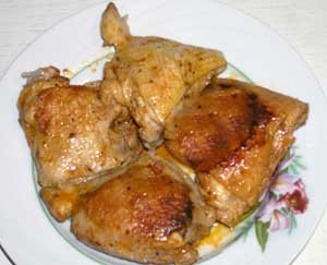 Курица по-Сеульски