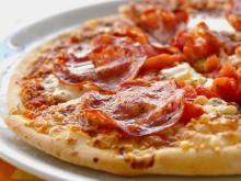 Пицца белая с сыром