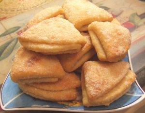 Печенье творожное Сюрприз