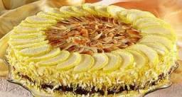Тортик лимонный по-аргентински