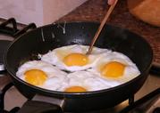 Яичница с орехами по-лезгински