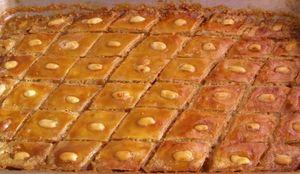 Шакер-бура (блюдо азербаджанской кухни)