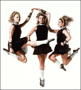 Новая фитнес-тренировка: ирландские танцы