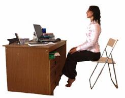 Офисный фитнес. 10 упражнений на рабочем месте
