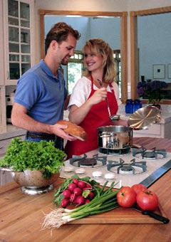 Новая кухня: минимализм, кантри или сasual?