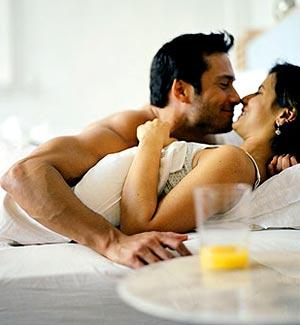 Поцелуи вместо стресса