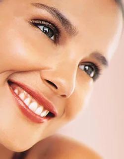 Коррекция черт лица с помощью грима