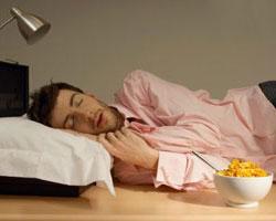 Как спит ваш мужчина?