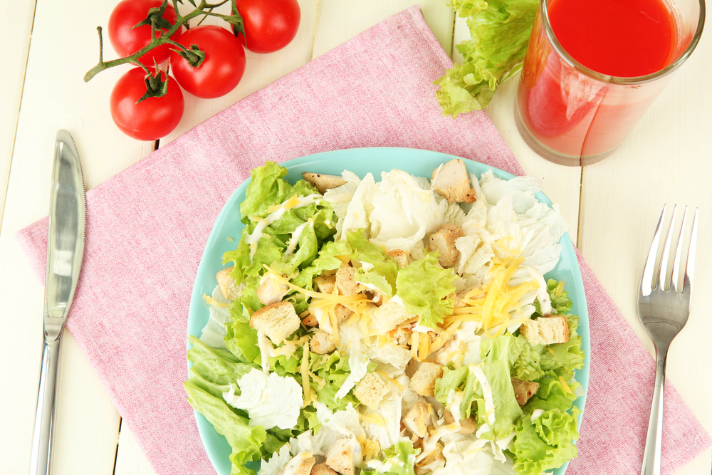 Салат Цезарь: классический рецепт любимого блюда - фото №4