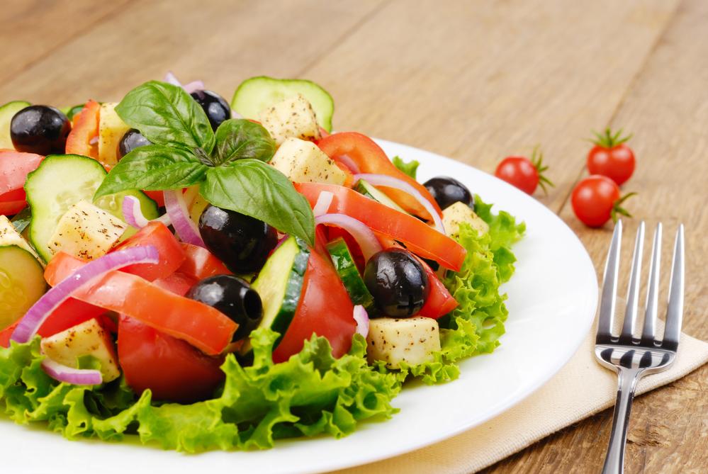 греческий салат рецепт как в ресторане