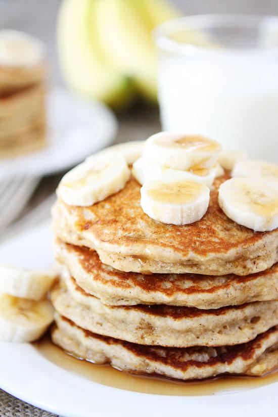 Блинчики на молоке с жаренными бананами: рецепт, который станет любимым для вас - фото №1