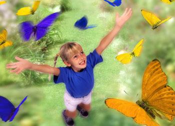 Как воспитать счастливого ребенка? Основная задача родителей