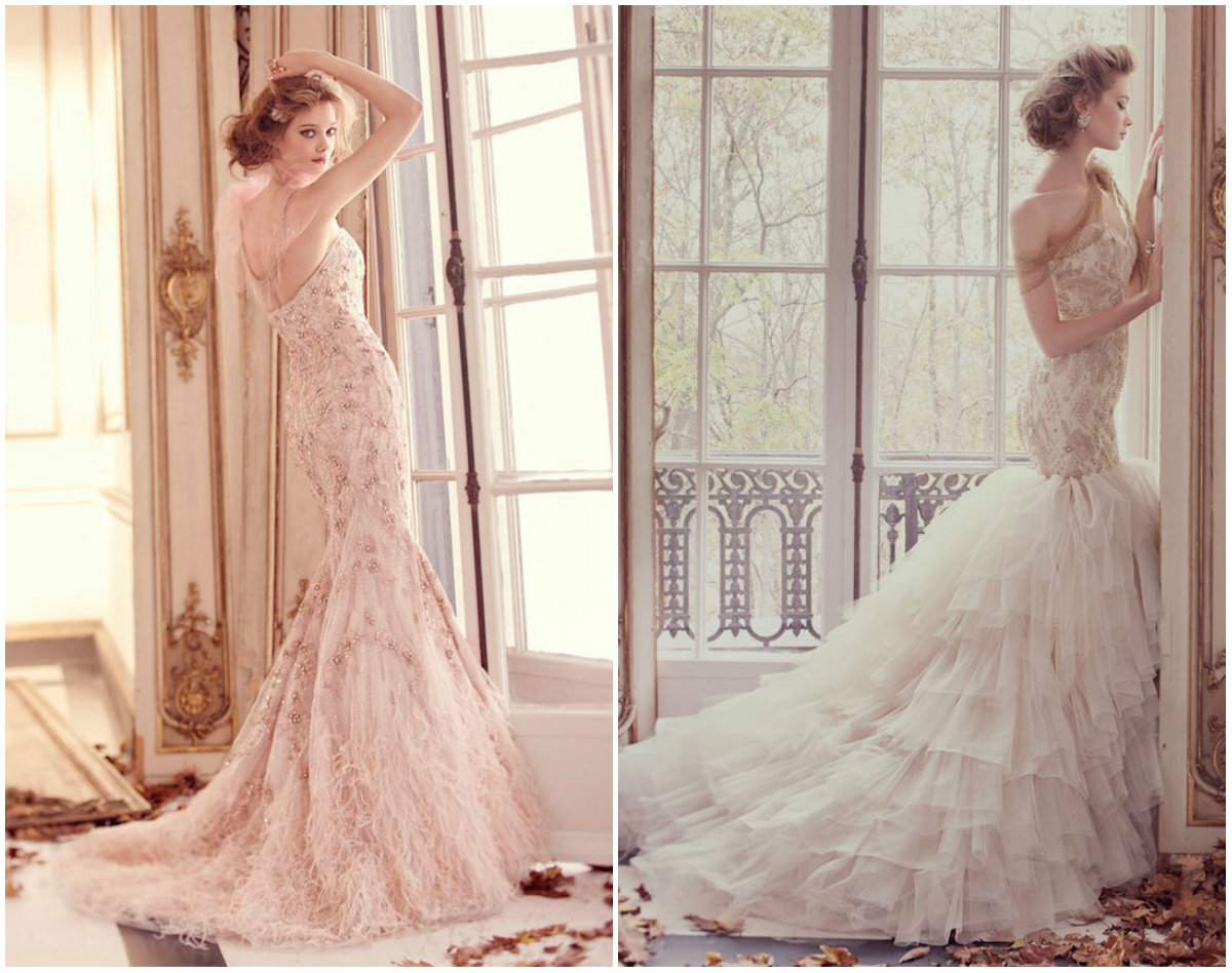 выбрать свадебное платье
