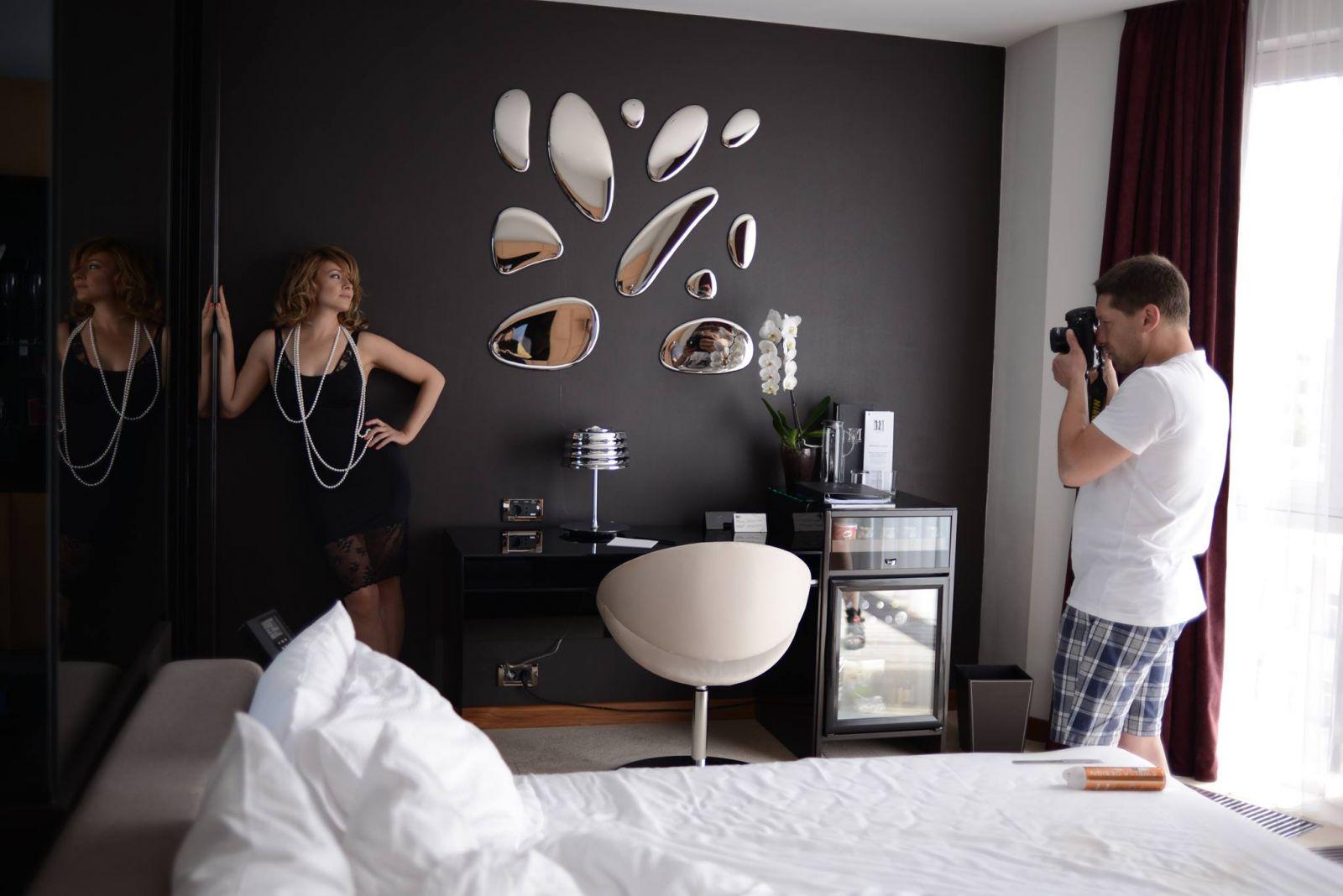 Как Елена Кравец из «Квартала 95» впервые разделась для глянца - фото №1