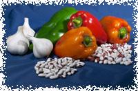 Овощи - кладовая витамонов и полезных элементов, они способствуют очищению организма